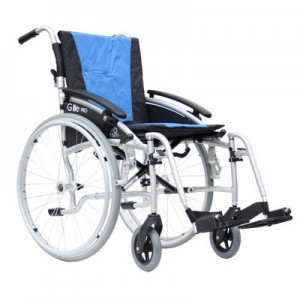 Excel G-Lite Pro Lightweight Self Propelled Wheelchair 20""