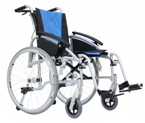 Excel Glite Dynamique Recline Wheelchair Self Propelled